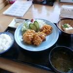 レストラン美浜 - はも南蛮定食