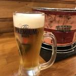 庄内ホルモン - 生ビール&七輪