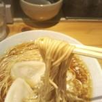 そめいよしの - 私好みの麺!繊細!