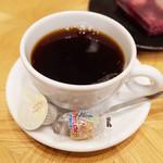 パレタス - セットのコーヒー(400円) おかわり自由