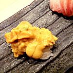 和食の店 なかや - 雲丹¥700