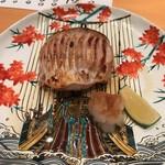 喜想庵 ささ木 - 甘鯛の焼き物