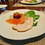 ノナカ - 料理写真:前菜