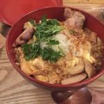カッシーワ - カレー親子丼①