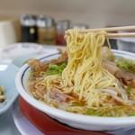 万両力石 - 麺リフト