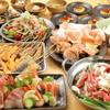 恵美須商店 澄川店 - 料理写真:大満足!くいだおれコース