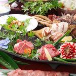 大和焼肉やまとく - 料理写真: