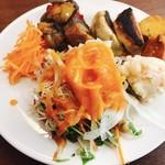 Fesutagaden - 料理