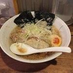 環七ラーメン 周麺 - 環七ラーメン大油