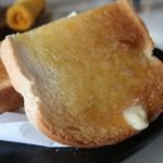 喫茶 マロン - トースト
