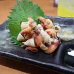 はながさ - 沖縄産コマ貝のお造り