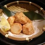 きんぎょ - 里芋の唐揚げ