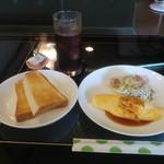 コタボ - 料理写真:モーニングセット