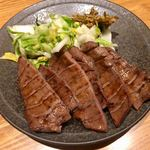 味の牛たん喜助 - 特切り厚焼