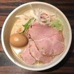 並木商事 - 料理写真:ザ 鶏白湯らーめん 塩