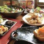 バンザイミネジィ - メニュー写真:ちょっと一手間加えたオリジナル料理がいっぱい