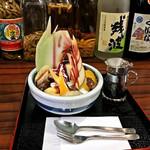 伯爵邸 - プリンみつ豆(800円)