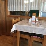 モアザン 地産地消カフェ ぷくぷく - 内観
