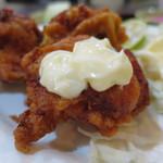 美食小屋 - 若鶏肉の唐揚げ