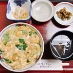 末げん - 料理写真:『かま定食』様(1200円)