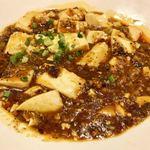 93088225 - 麻婆豆腐ランチ