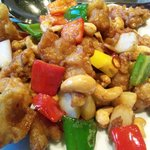 中国料理 彩桂 - 鶏肉カシューナッツ炒め