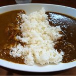 麹町咖喱 - ハーフandハーフカレー(ポークandビーフ)