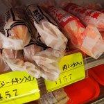 東京堂製パン屋 - ホットドック各種
