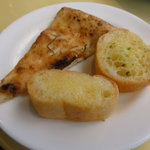 ピッタ・マリオ - スペシャルランチセットのパン