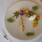 マルメゾン - Parc~庭園~  葡萄(ぶどう)、柿、紫蘇(しそ)、米