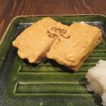 蕎麦小路 さわらび - 玉子焼き(小)