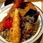 新潟カツ丼 タレカツ - 特製ヒレかつ合い盛り丼