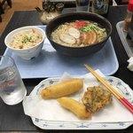 空港食堂 - 沖縄そば&じゅーしー&うちなー天ぷら