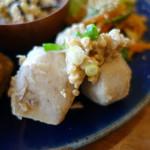 シェルタークコ カフェ&ギャラリー - 里芋の煮物