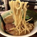 自家製麺 麺屋 利八 - 「味玉らぁめん」(900円)