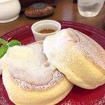 93094630 - ふわふわパンケーキ