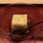 小山 - 銀杏豆腐