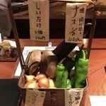 93096315 - 行商焼きに使う野菜
