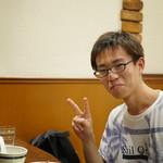 牛たん料理 閣 - 謎の少年