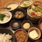 響 - 一汁三菜膳 ¥1300-