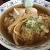 サトーヤ食堂 - 料理写真:ラーメン 600円