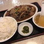 満州飯店 - 料理写真: