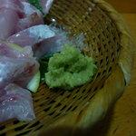 味の店 スズラン - 生山葵