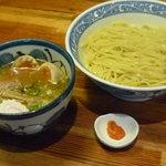 青葉 - 料理写真:つけ麺