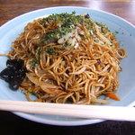 吉田屋 - ソース焼きそば大盛り