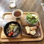 珈琲屋 ぐりんぴいす - 料理写真:ランチ(アクアパッツァ) @1500