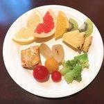 ホテルクラビーサッポロ - フルーツと野菜