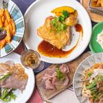 kawara CAFE&DINING - 料理写真: