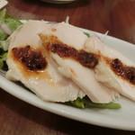 キリンシティ - 『海老醤☆こがね鶏ハム』small \480