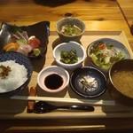 和スローフード あがや - 料理写真: